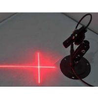 Laser module cross red 150mW